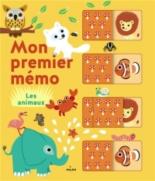 Mon premier mémo : les animaux - JulieMercier