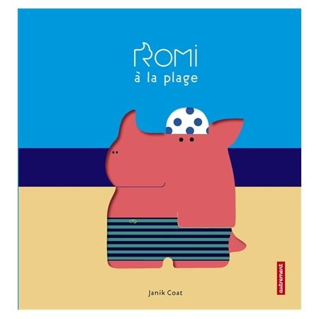 Romi à la plage (Janik Coat)