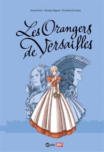 Les orangers de Versailles - ChristineCircosta