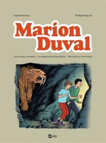 Marion Duval : intégrale | Volume 3 - PhilippeMasson