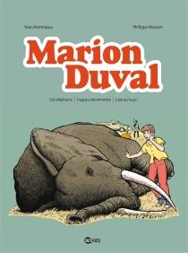 Marion Duval : intégrale   Volume 4 - PhilippeMasson
