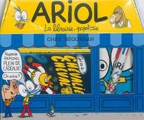 Ariol : la librairie-papeterie - MarcBoutavant