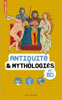 Antiquité et mythologies en BD - SophieCrépon