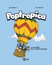 Poptropica - JackChabert