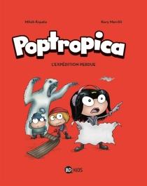 Poptropica - MitchKrpata