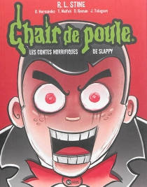 Chair de poule : les contes horrifiques de Slappy : la BD - Robert Lawrence Stine