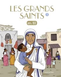 Les grands saints en BD -