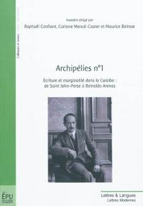 Archipélies, n° 1 -