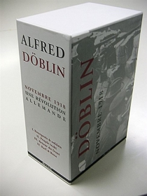 Coffret Novembre 1918 : une révolution allemande - AlfredDöblin