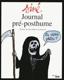 Journal pré-posthume - Siné