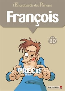 L'encyclopédie des prénoms : en BD - Laurent Bordier