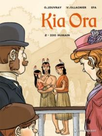 Kia Ora - Efa