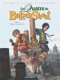 Les quatre de Baker Street - Jean-BlaiseDjian