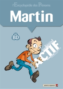 L'encyclopédie des prénoms : en BD - Jean-LoïcBélom