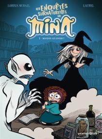 Les enquêtes surnaturelles de Mina - Laurel