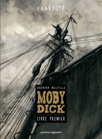 Moby Dick - ChristopheChabouté