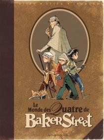 Le monde des quatre de Baker Street - Jean-BlaiseDjian