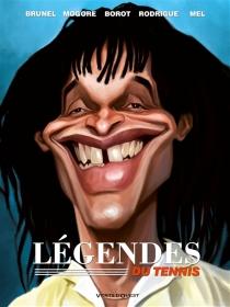 Légendes du tennis - RogerBrunel