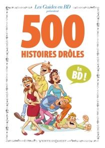 500 histoires drôles - JackyGoupil