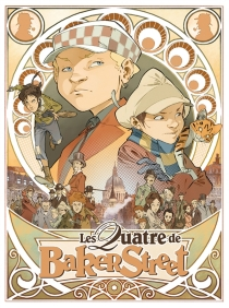 Les quatre de Baker Street : coffret - Jean-BlaiseDjian