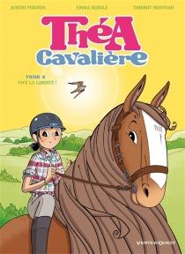 Théa, cavalière - ThierryNouveau
