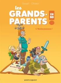 Les grands-parents en BD - JackyGoupil