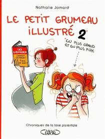 Le petit grumeau illustré - NathalieJomard