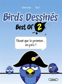 Birds dessinés : best of - Nicolas Demange