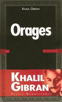 Orages - KhalilGibran