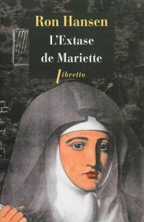 L'extase de Mariette - RonHansen