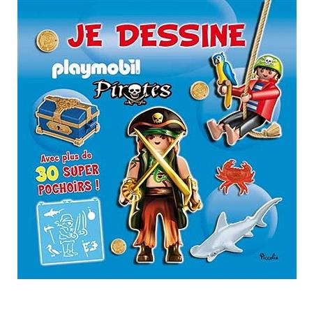Pirates playmobil coloriages espace culturel e leclerc - Coloriage playmobil pirate ...