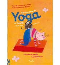 Crocoeurdelivres d couvrons le yoga en famille de for Interlude salon de provence