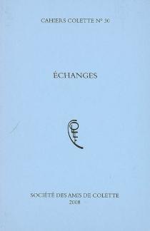 Cahiers Colette, n° 30 -