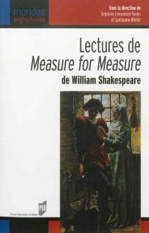 Lectures de Measure for measure de William Shakespeare -