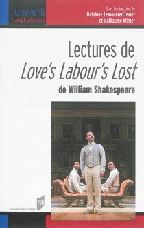 Lectures de Love's labour's lost : de William Shakespeare -