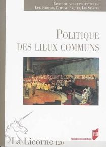 Politique des lieux communs -