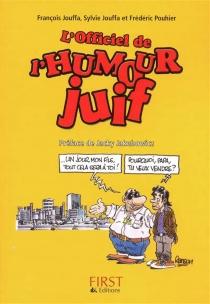 L'officiel de l'humour juif - SylvieJouffa