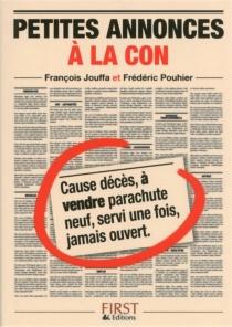 Petites annonces à la con - FrançoisJouffa