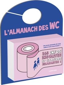 L'almanach des WC - FlorianGazan