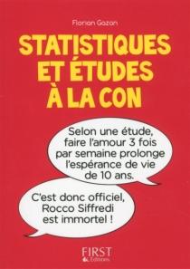 Statistiques et études à la con - FlorianGazan