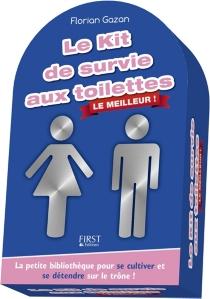 Le kit de survie aux toilettes : le meilleur ! - FlorianGazan