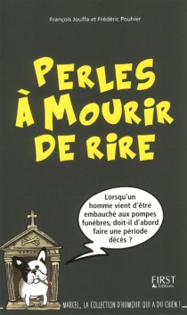 Perles à mourir de rire - FrançoisJouffa