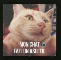 Mon chat fait un #selfie - CharlieEllis