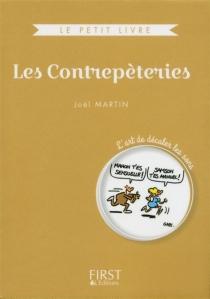 Les contrepèteries : l'art de décaler les sons - JoëlMartin