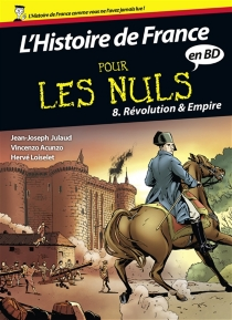 L'histoire de France pour les nuls en BD - VincenzoAcunzo
