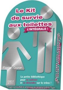 Le kit de survie aux toilettes : l'intégrale ! - FlorianGazan