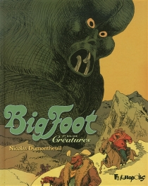 Bigfoot - Nicolas Dumontheuil