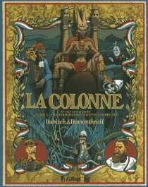La colonne - Christophe Dabitch