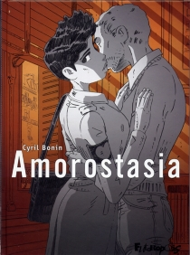 Amorostasia, n° 1 - CyrilBonin