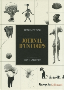Journal d'un corps - Manu Larcenet